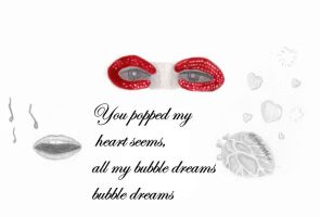 All my bubble dreams by ApwilCakes