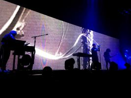 Nine Inch Nails Live 2014 #2 by Vma5
