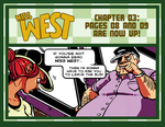 Miss West Chapter 03 - Pages 08 and 09 by dkirbyj