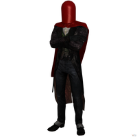 Batman Arkham Origins: The Joker/Red Hood Updated. by OGLoc069
