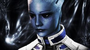 Liara - Wisps by SiwaPyra
