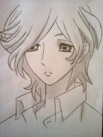 young Louis Asahina (Brothers Conflict) by restu-go
