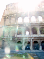 The Colosseum by TranquilitySurreil
