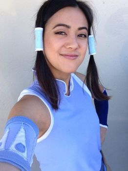 Korra Cosplay - 1 by shinakari
