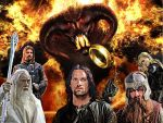 Lord of the Rings - Heroes by gertje2306