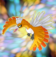 fire breathing sparkleturkey by pastel--colors