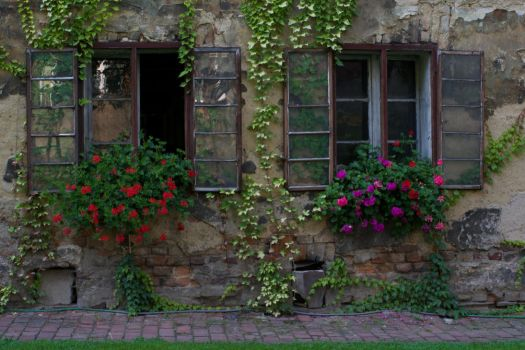 old house by knilch