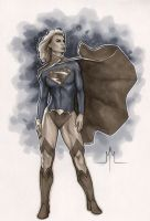 Supergirl New 52 by MMcDArt