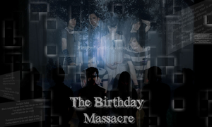 The Birthday Massacre by parodyofapathy