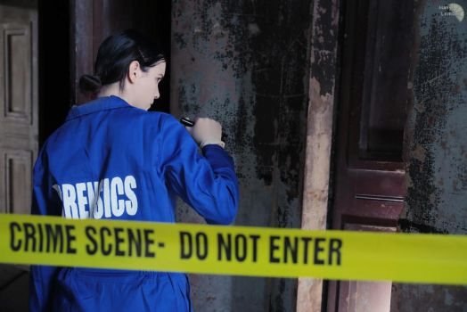 Crime Scene - Do Not Enter by Leonie-Heartilly