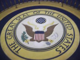 Seal Of The United States Of America by blunose2772
