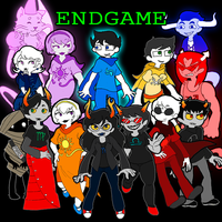 Homestuck: Endgame by Zal001