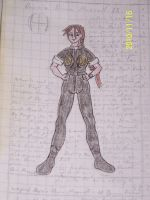 DeathSythe Pilot Didri Maxwell by coonk9