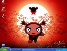 Pucca: Funny Love by tenko72