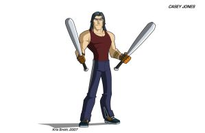 Casey Jones by KrisSmithDW