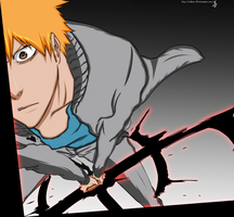 Bleach 437: ichigo shocked by GoLD-MK