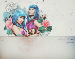 nicki minaj blend 67 by nikito0o