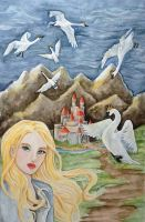 The Wild Swans by TalynDraconmore