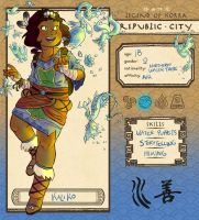 RC: Book 2 Kaliko by eyesandfingers