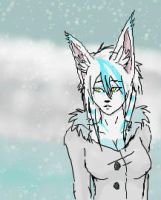 iscribble furry by Meroda