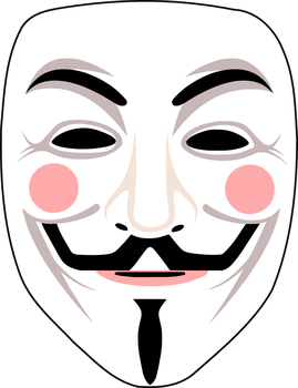 Guy Fawkes Vector Recreated by timdunn