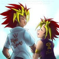 YGO: Hanging out by HazuraSinner