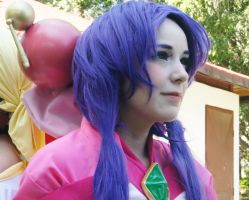 Saber Marionette J to X Cosplay - Cherry Cereza by SailorMappy