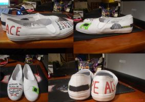 Mah Shoes by Cartoon-punk