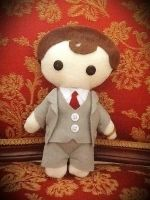 Mycroft Holmes Plushie (FINAL DRAFT) by jasmineofderpsalot