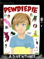 PEWDIEPIE ADVENTURES! by fictionaloutcomes