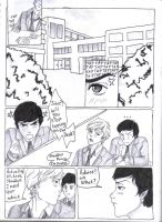Beatles manga page 1 by greengal14