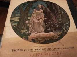 Old Record Album by GUDRUN355