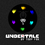 Undertale CD [front] by Mental-D-Andrew