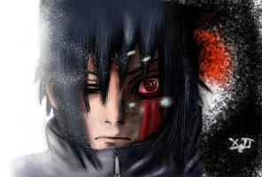 SASUKE'S TWO SIDES by Chrisou