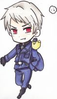 Hetalia: Prussia by NeoSailorCrystal