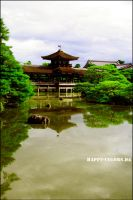 Kyoto - Garden by happy-colors