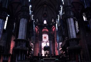 Duomo Cathedral by MuffinChaser