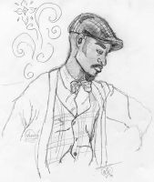Andre sketch by ZoSoTheTwirp