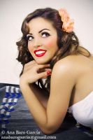Pin up Beauty Make up 2 by Andrei-Mischievous
