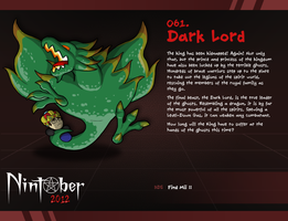Nintober 061. Dark Lord by fryguy64