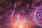 Cover/Wallpaper Half Alive by Dianakit