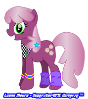 Cheerilee - teen style by Superstar4071