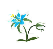 Breath of The Wild - Flower by steegomobile