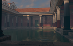 Roman Bath by DeepestOfBlue