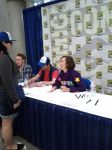 Gravity Falls Signing 1 by Closer-To-The-Sun