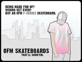 OFM advertisement by agentfive