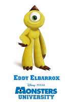 Class Of MU: Eddy Elbarrox by nekophy