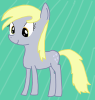Derpy Hooves by TimeLordOfTheMoon