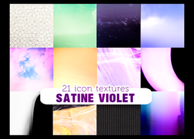 Satine Violet by innocentLexys