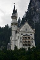 Euro Trip: Neuschwanstein Castle 2 by ThunderChildFTC